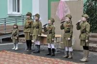 9.05.2017 в 11.00 часов у Обелиска Воинской Славы в мкр. Северный города Балашиха состоялся торжественный митинг, посвященный празднику День Победы.