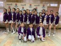 Студия бальных и эстрадных танцев «Виктория» приняла участие в Международном конкурсе «Рождественская Звезда»