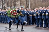 Торжественные мероприятия 13-04-2019 в мкр. Заря города Балашиха в честь Дня ПВО