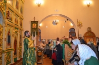 Божественная литургия. Молитва «Верую»