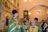 Проповедь настоятеля храма иерея Дмитрия Огнева.