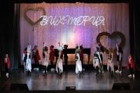 """В КДЦ """"Заря"""" 14 апреля 2019 г. состоялся отчётный концерт Студии бальных и эстрадных танцев """"Виктория""""."""