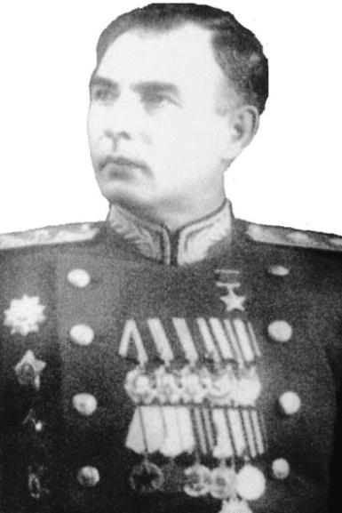 генерал-лейтенант Казарцев А.И.
