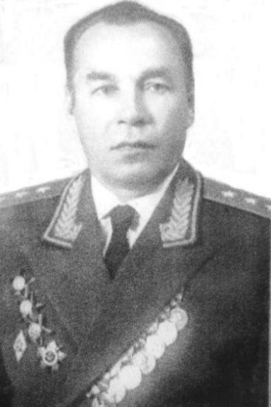 генерал-полковник Окунев А.И.