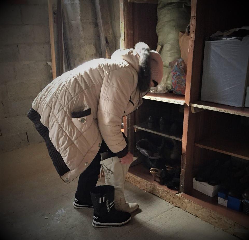 """При храме преподобного Саввы Сторожевского в мкр. Заря г. Балашиха работает """"Кладовая добра"""" - принимаем вещи (новые и б/у в хорошем состоянии) для раздачи нуждающимся!"""