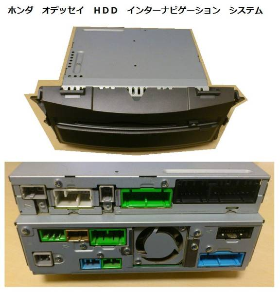 HDD, NAVI, DVD entertainment center Pioneer AVIC ZH6037 39540-SFE-N213-M1